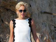 PHOTOS : Sharon Stone, Mary J. Blige lui a piqué sa robe !