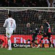 Ludovic Giuly a marqué le seul et unique but du match PSG-OL
