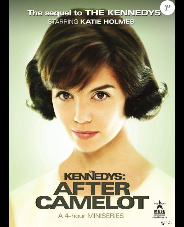 The Kennedys After Camelot - Photo promo de Katie Holmes