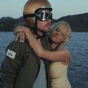 Pamela Anderson : Divine apparition dans les bras de Julien Doré