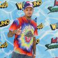 """Chris Brown - Célébrités lors de la soirée """"Just Jared Summer Bash"""" à Los Angeles le 13 aout 2016."""