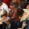 Shia LaBeouf, son agent et ses enfants