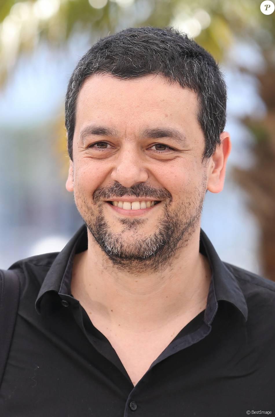 """Joann Sfar - Photocall """"Hommage au cinéma d'animation"""" lors du 67ème festival international du film de Cannes, le 17 mai 2014."""