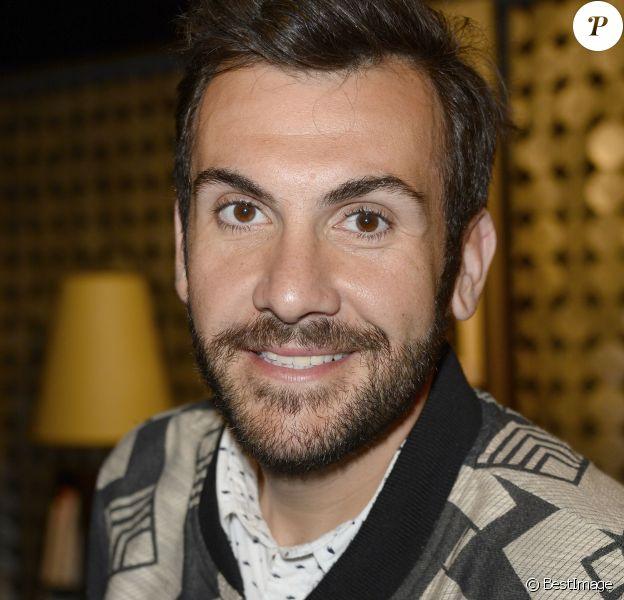 Exclusif - Laurent Ournac à la conférence de presse de la ligue mondiale contre l'obésité à l'hôtel Pullman à Paris le 20 mai 2016.COADIC GUIREC/Bestimage