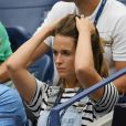 Kim Murray (Sears), la femme d'Andy Murray pendant l'US Open 2016 au USTA Billie Jean King National Tennis Center à Flushing Meadow, New York, le 1er Septembre 2016.