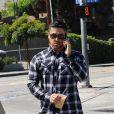 Wilmer Valderrama se promène dans les rues de Los Angeles le 19 août 2016