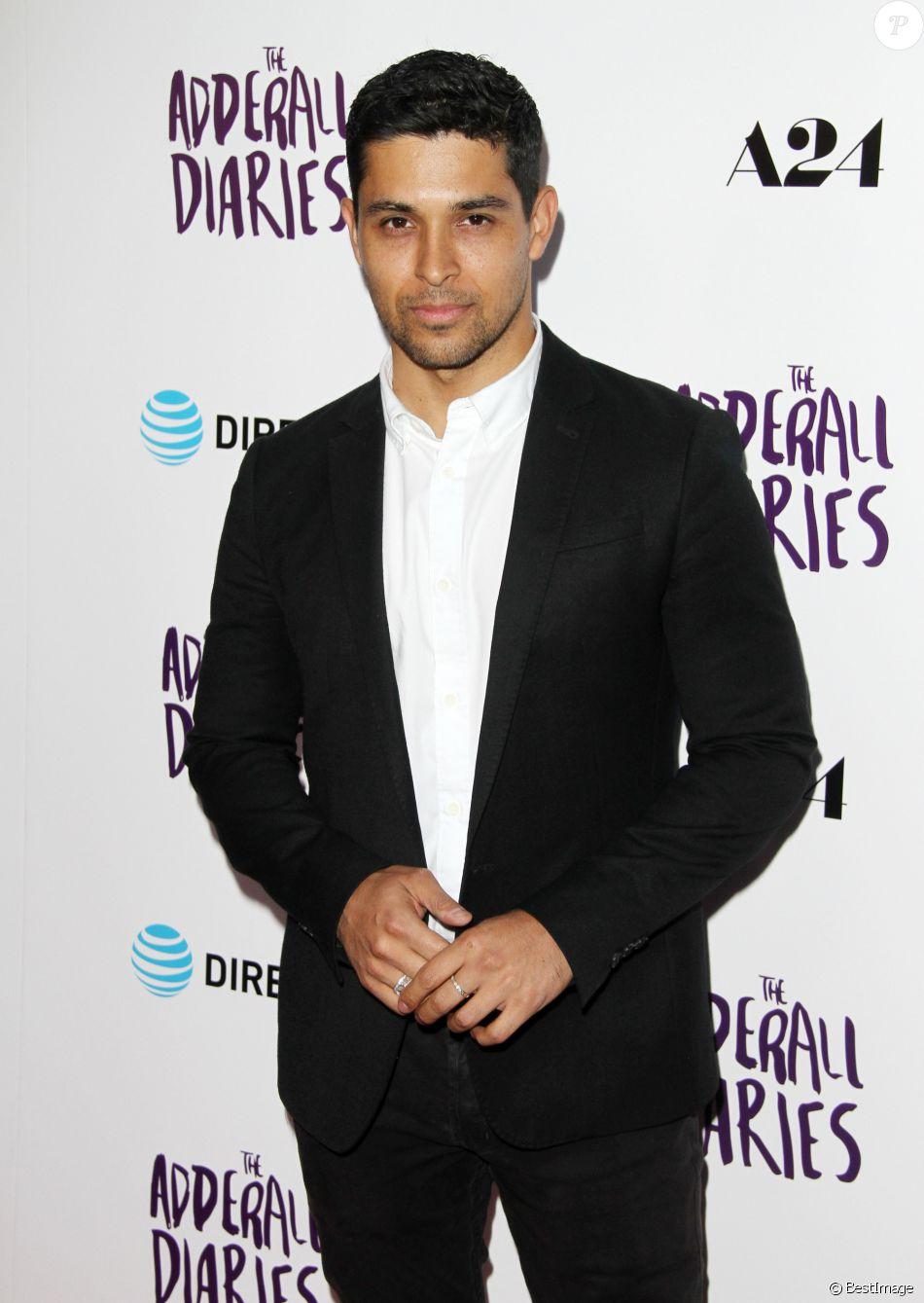 Wilmer Valderrama à la première de The Adderall Diaries aux cinémas The Arclight à Hollywood, le 12 avril 2016