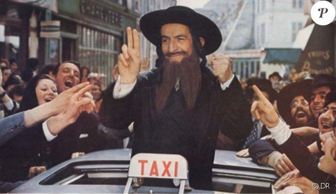 Louis de fun s dans rabbi jacob for Dans rabbi jacob