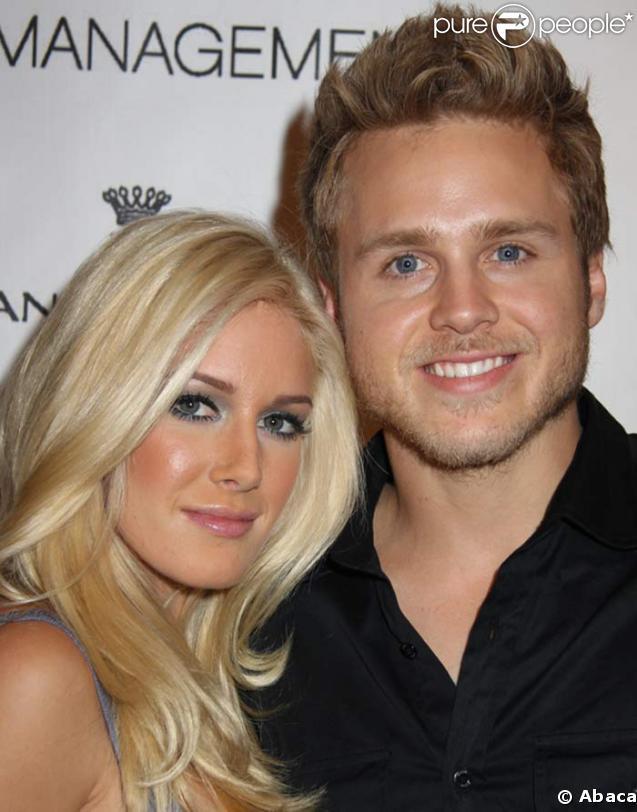 Heidi Montag et Spencer Pratt