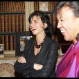 Rachida Dati et Patricia Scotland