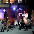 """Ambiance scène - Générale de l'opéra en plein air """"La Bohéme"""" à l'Hôtel des Invalides à Paris le 6 septembre 2016. © Coadic Guirec/bestimage06/09/2016 - Paris"""