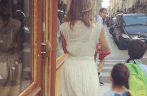 Jamel Debbouze : Photo tellement mignonne de ses enfants de retour de l'école