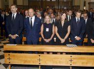 Felipe VI d'Espagne aux obsèques du duc de Medinaceli, auprès de sa famille