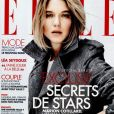 Couverture du magazine ELLE en kiosque le 9 septembre 2016
