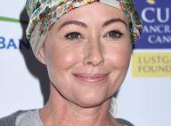 Shannen Doherty : Courageuse, épaulée par son mari, au gala Stand up to Cancer