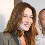 Carla Bruni : Une belle surprise à son mari Nicolas Sarkozy, ravi