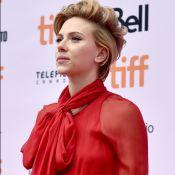 Scarlett Johansson : Retour lumineux face à Matthew McConaughey et son fils Levi