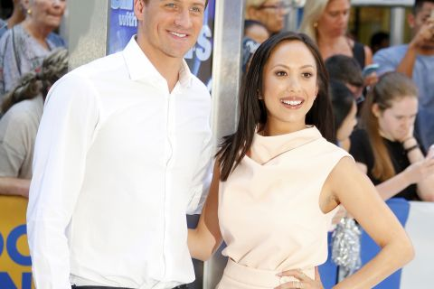 "Ryan Lochte : Attaqué en direct dans ""Dancing with the Stars"" !"