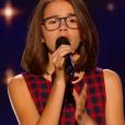 """Juliette dans """"The Voice Kids 3"""", le 17 septembre 2016 sur TF1."""