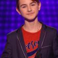 """Amani dans """"The Voice Kids 3"""", le 17 septembre 2016 sur TF1."""