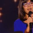 """Amani dans """"The Voice Kids 3"""" le 17 septembre 2016 sur TF1."""