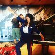 Kt Tunstall est de retour avec un nouvel album intitulé KIN. Photo publiée sur Instagram en septembre 2016