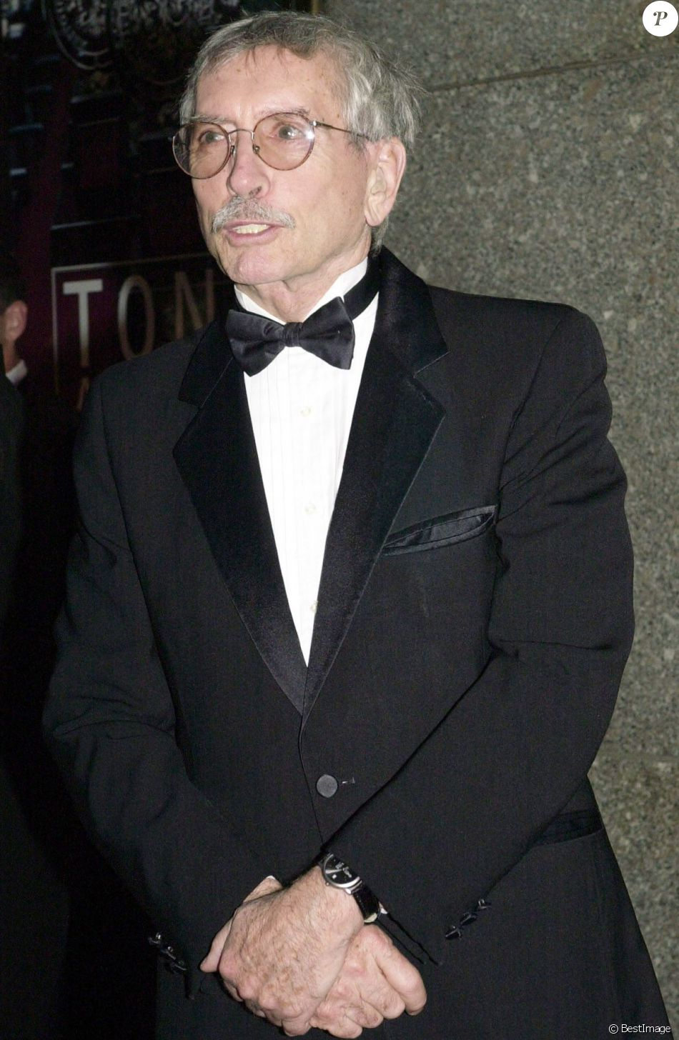 Edward Albee aux Tony Awards 2002.