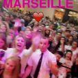 Nabilla à Marseille pour une séance de dédicaces qui a tourné au cauchemar. Le 17 septembre 2016.
