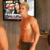 Orlando Bloom : Tout en muscles, le chéri de Katy Perry passe au blond