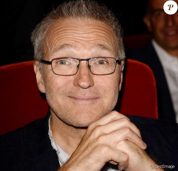 Laurent Ruquier - Conférence de presse de rentrée du groupe RTL à Paris le 7 septembre 2016. © Coadic Guirec / Bestimage
