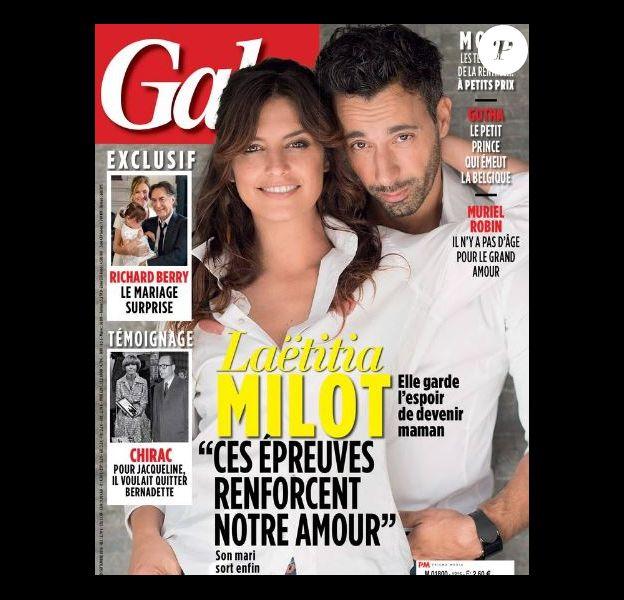 Magazine Gala en kiosques le 21 septembre 2016
