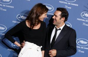 Doria Tillier et Nicolas Bedos : Couple charmant aux regards complices