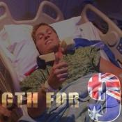 Sam Willoughby paralysé : Sa fiancée à ses côtés, le champion de BMX se bat...
