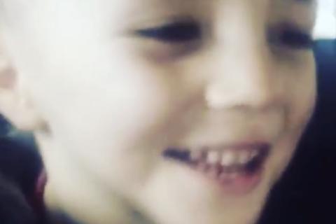 """Madonna, nostalgique du Rocco tout petit qui disait """"Je t'aime maman..."""""""