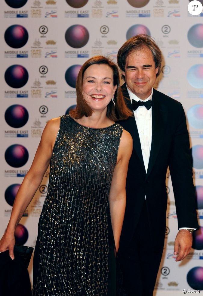 carole bouquet et son compagnon claudio. Black Bedroom Furniture Sets. Home Design Ideas