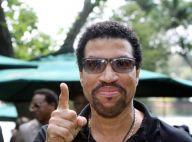 REPORTAGE PHOTOS : Lionel Richie est... le prince de la pelle !
