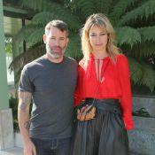 Fashion Week : Pauline Lefèvre et Jalil Lespert, instant exotique chez Paule Ka