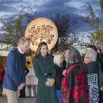 Le prince William et Kate Middleton, duc et duchesse de Cambridge, sont arrivés à Whitehorse en territoire Yukon au quatrième jour de leur visite officielle au Canada, le 27 septembre 2016