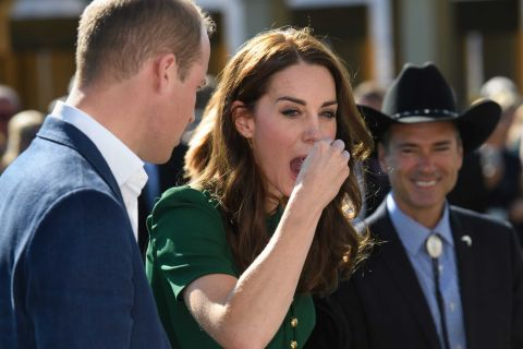 Kate Middleton et William au Canada : Dégustations salaces et frissons en Yukon
