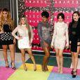 Fifth Harmony à la Soirée des MTV Video Music Awards à Los Angeles le 30 aout 2015. © CPA/Bestimage