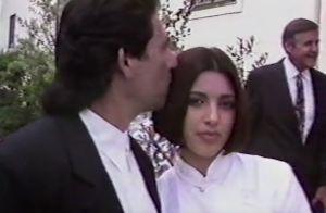 Kim Kardashian et ses soeurs méconnaissables dans une vidéo hommage à leur père