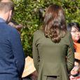 Le prince William et la duchesse Catherine de Cambridge étaient en visite sur l'archipel Haida Gwaii au Canada le 30 septembre 2016.