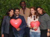 Omar Sy, Jamel Debbouze et leurs femmes font la brocante !