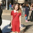 """Angourie Rice- Défilé de mode prêt-à-porter printemps-été 2017 """"Miu Miu"""" au Palais d'Iéna. Paris, le 5 octobre 2016 © CVS-Veeren / Bestimage"""