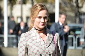 Fashion Week : Diane Kruger et