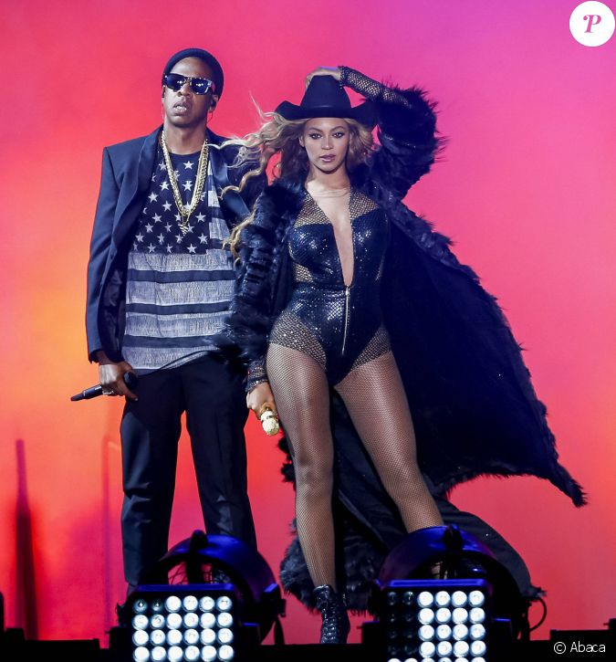 beyonc et jay z en concert houston juillet 2014. Black Bedroom Furniture Sets. Home Design Ideas