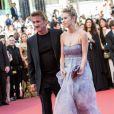 """Sean Penn et sa fille Dylan Penn - Montée des marches du film """"The Last Face"""" lors du 69ème Festival International du Film de Cannes. Le 20 mai 2016. © Olivier Borde-Cyril Moreau/Bestimage"""