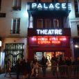 """Illustration - Première de la comédie musicale """"Le Rouge Et Le Noir"""" au Palace à Paris. Le 29 septembre 2016. © Giancarlo Gorassini / Bestimage"""