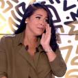 """Ayem Nour - Son grand retour dans le """"Mad Mag"""" sur NRJ12. Le 10 octobre 2016."""