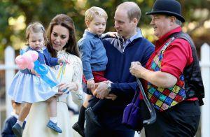 George et Charlotte de Cambridge : Épuisés par la tournée royale au Canada